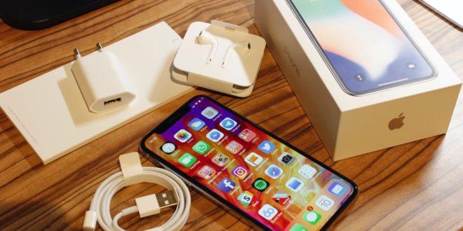 iPhone X už není nedostatkové zboží. Dodací lhůta se začíná zkracovat