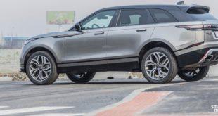 Test Range Rover Velar: nejgeekovatější ze všech