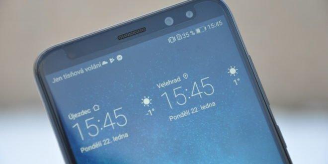 Huawei chystá smartphone s obří interní pamětí