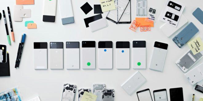 Podívejte se na unikátní fotografie prototypů produktů Googlu z minulého roku