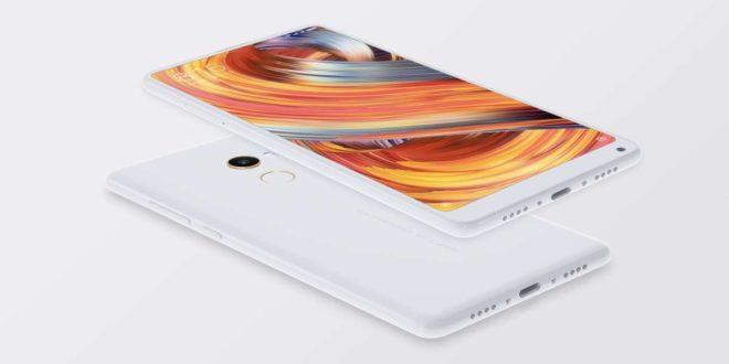 Xiaomi Mi Mix 2s uniklo na videu: používá gesta podobná iPhonu X