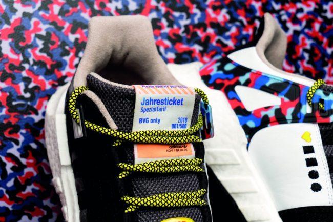 Berlínský dopravní podnik se spojil v rámci netradiční propagační akce s  firmou Adidas a připravil limitovanou edici 500 párů tenisek s roční  jízdenkou ... a096074aa0
