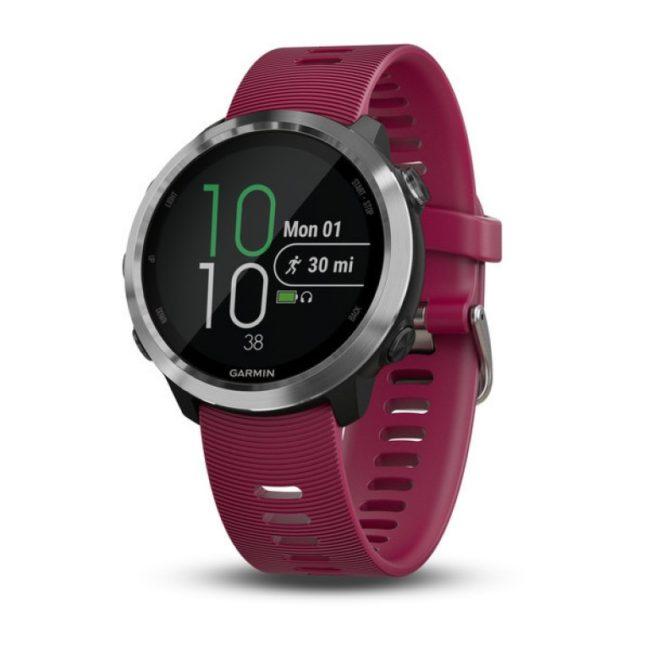 Společnost Garmin na veletrhu CES představila nové hodinky Forerunner 645  Music bead285936