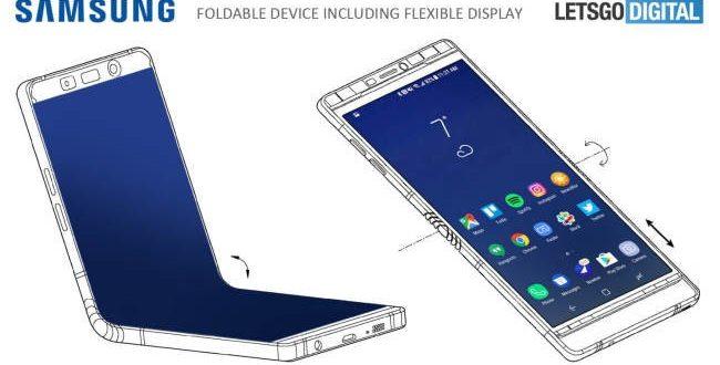 Samsung ukázal na CES ohebný telefon za zavřenými dveřmi. Co o něm víme?