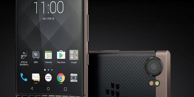 """Testovací provoz Androidu Oreo pro BlackBerry KEYone je u konce. O """"koláčku"""" zatím ani zmínka"""