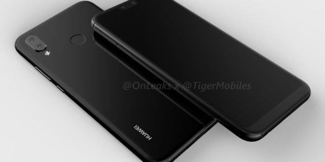 Střípky o Huawei P20 Plus odhalují velkou baterii a pohotovostní displej