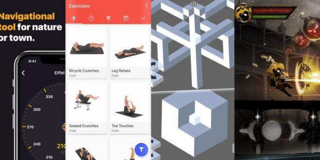 Přehled aplikací a her, které si dočasně můžete stáhnout zdarma