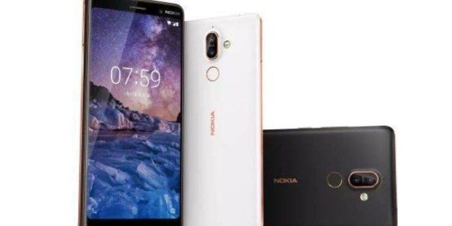 Nokia 7 Plus pózuje na nových renderech včerné i bílé barvě