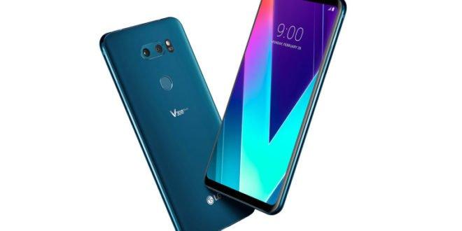 LG V30S ThinQ oficiálně: více paměti, nové barvičky a umělá inteligence