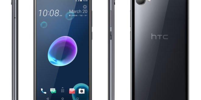 HTC představilo Desire 12 a 12+: slušný design a pokulhávající výbava