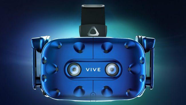 7089aa55f Jedním z etablovaných výrobců je také tchajwanské HTC, které se chystá na  český trh uvést VR headset Vive Pro.