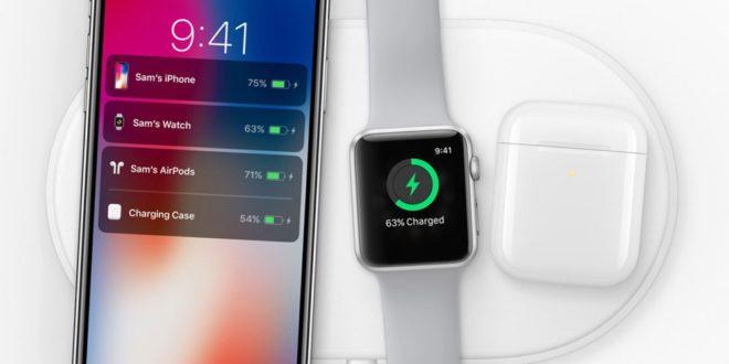 Nabíječka Apple AirPower zřejmě dorazí až po roce od svého představení