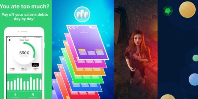 Šikovný přehrávač podcastů, logická hra a další zajímavé aplikace a hry zdarma