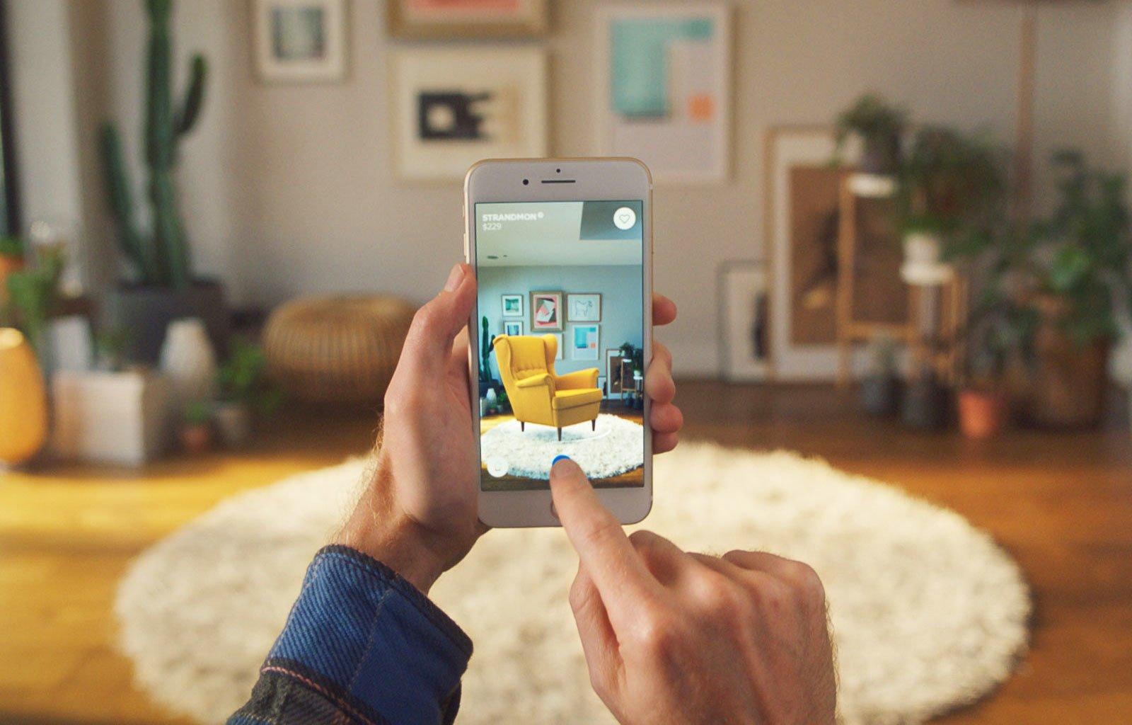 Ikea Len Katalog ikea place míří na android pomůže vám s umístěním nábytku před jeho