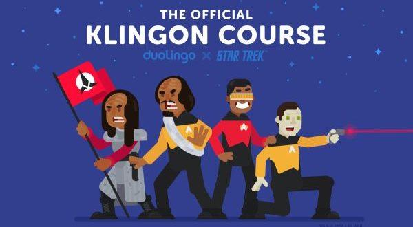 Qapla'! S pomocí aplikace Duolingo se můžete naučit také klingonsky