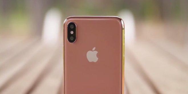 Apple údajně začal vyrábět novou barevnou variantu iPhone X