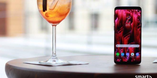 Soutěž: vyhrajte TOP smartphone Samsung Galaxy S9