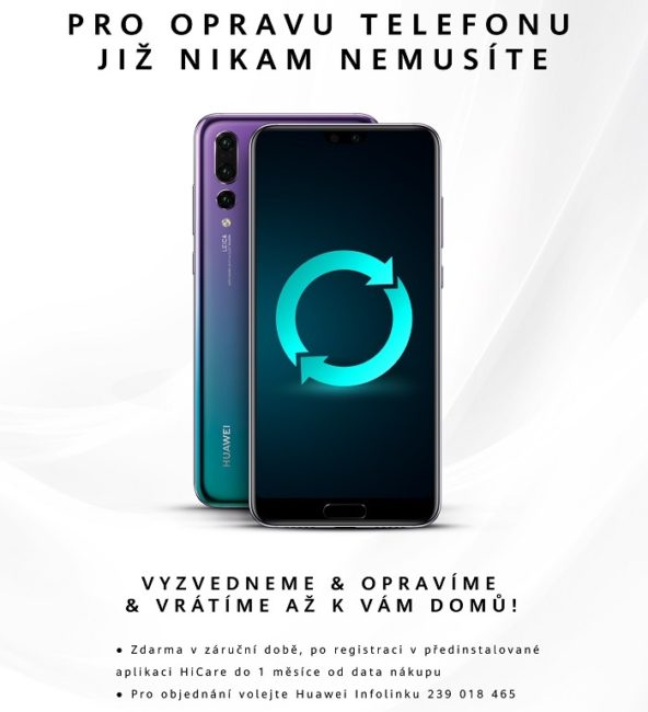Huawei Premium servis