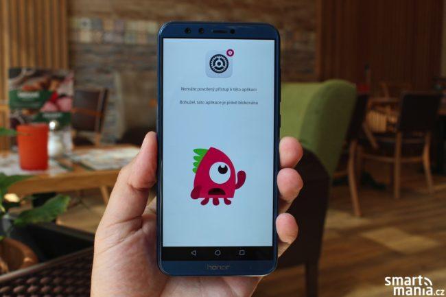 Zablokovat přístup do libovolné aplikace či nastavení telefonu je otázkou několika vteřin