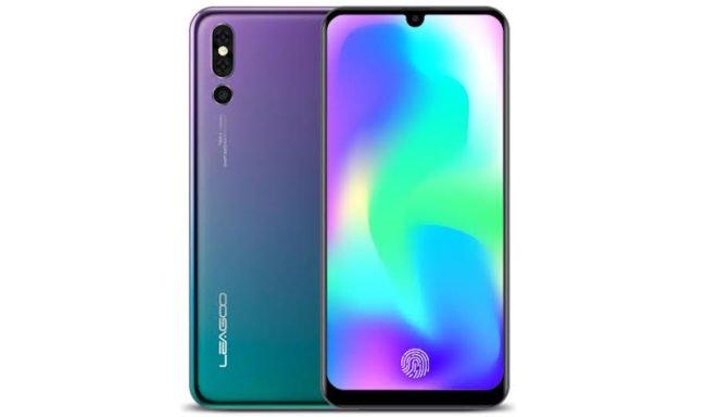 Leagoo příliš kreativity nepředvedlo – barevné provedení zadní strany okopírovalo od Huawei