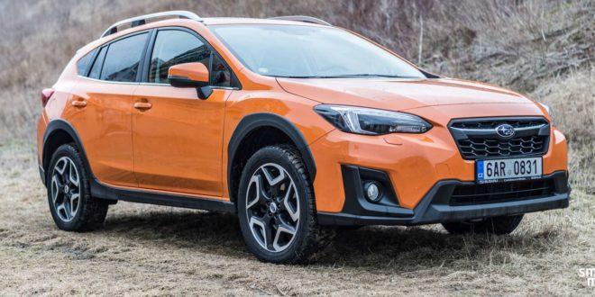 Test Subaru XV: síla symetrie