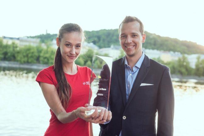 Vítěžové loňského ročníku soutěže - projekt Drone n Base