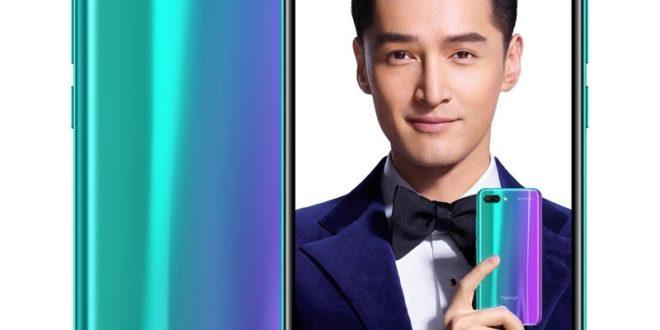 Honor 10 představen. Huawei P20 dostal jiné tělo a nižší cenu