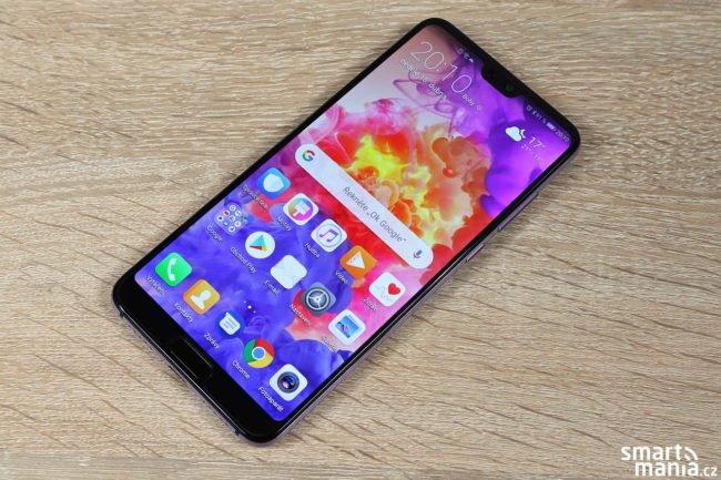 Huawei P20 Pro recenze