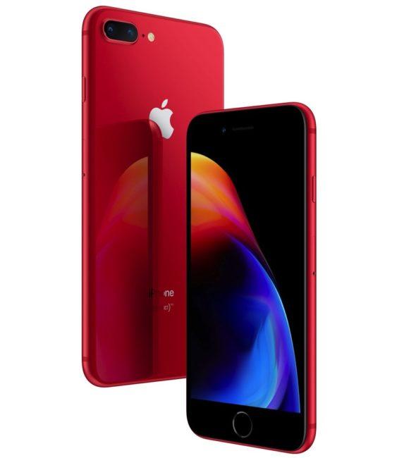 iPhone 8 Plus v (PRODUCT)RED edici