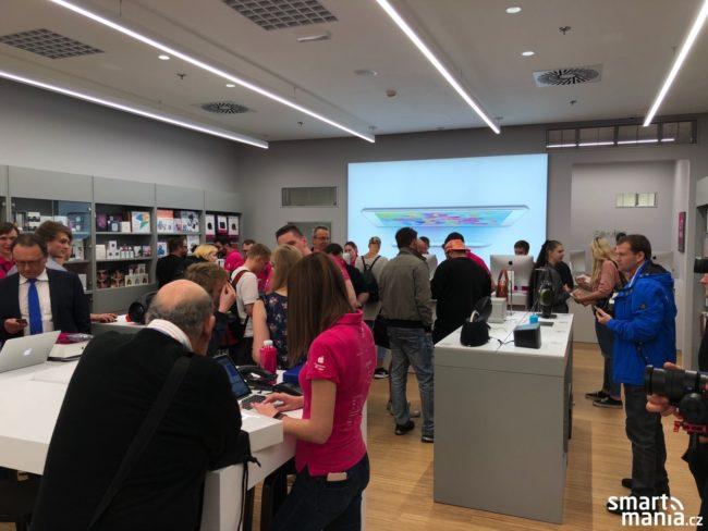 iWant právě v Praze otevřel novou prodejnu, najdete ji v OC Nový Smíchov