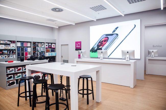 iWant v Praze otevírá novou prodejnu