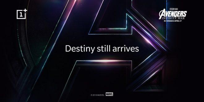 OnePlus 6 dorazí ve speciální Avengers edici, potvrzuje výrobce