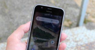 Recenze Nokia 1: Android Go se sebevědomou cenou