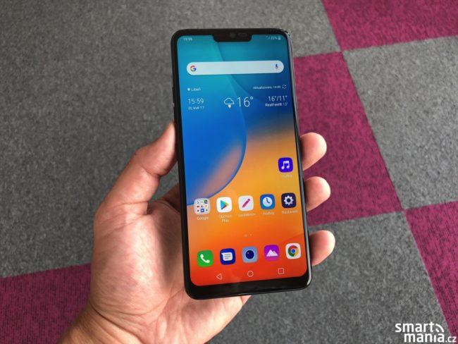 LG G7 ThinQ v celé své kráse