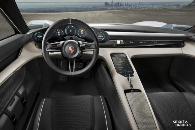Na konci roku 2019 bude Porsche Mission E v prodeji.