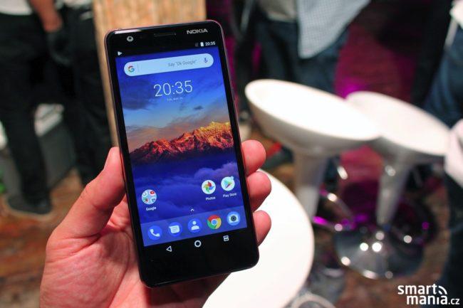 Nokia 3.1 naživo