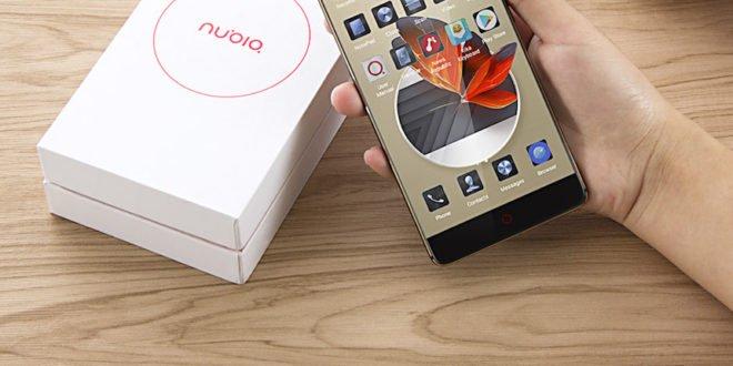 Vystylovaná Nubia Z17 Lite s 5,5″ Full HD nyní jen za 4 300 Kč