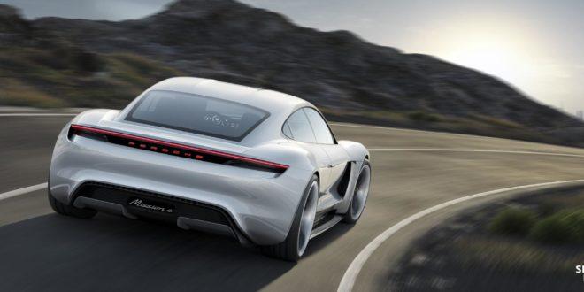 Supersport Porsche Mission E na vlastní kůži: v prodeji už za rok, vyrazí vám dech