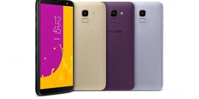 Samsung Galaxy J8, J6 a J4: i levné telefony si zaslouží AMOLED Infinity displeje