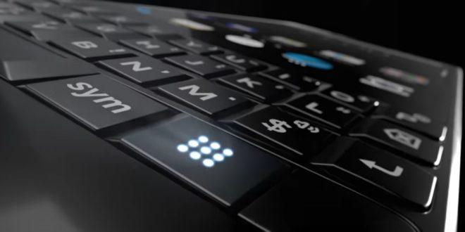BlackBerry KEY2 se ukazuje na prvním oficiálním videu