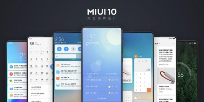Prostředí MIUI 10 se podařilo naportovat na OnePlus 6 a 6T