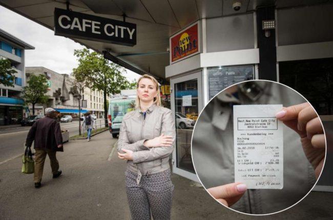Tuhle Rusku vyšlo posezení v kavárně pěkně draho. Nepozornost při platbě kartou ji stála 160 tisíc korun