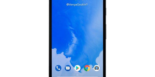 Podívejte se, jak by mohl vypadat letošní Google Pixel 3