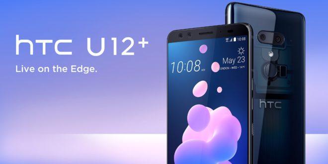 HTC U12+ je smartphone bez kopromisů. A navíc snejlepším duální kamerou