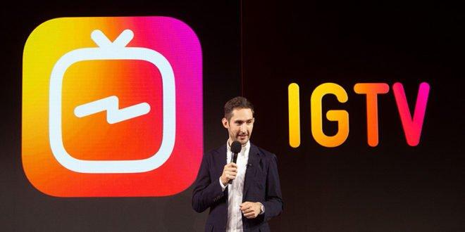 Instagram spouští IGTV, konkurenci pro YouTube a další videoslužby