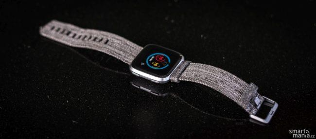 Fitbit Versa recenze