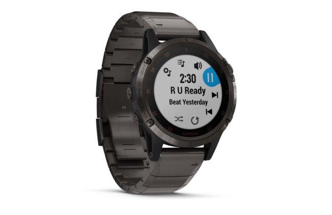 Společnost Garmin představila troje nové hodinky rodiny Fénix5 Plus. Opět  se jedná o zařízení převážně pro sportovce 8eaecd550b