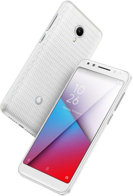 Vodafone Smart N9 lite cílí na ty nejméně náročné uživatele
