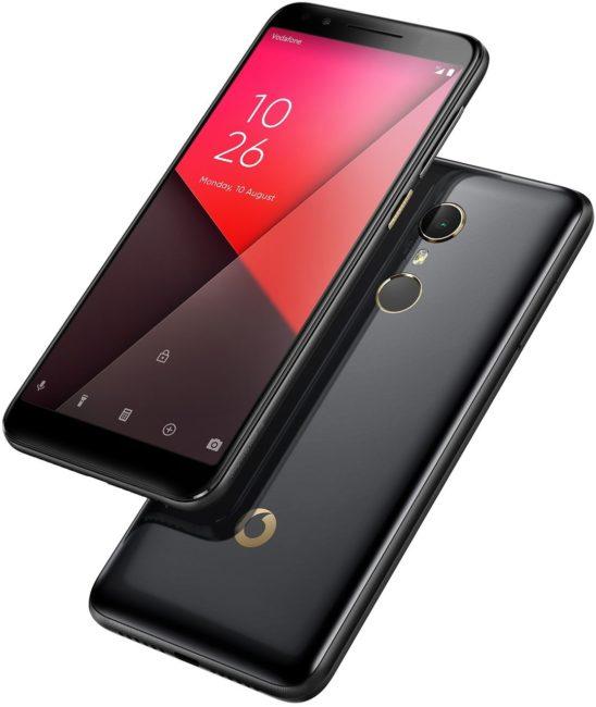 Vodafone Smart N9 v černé barevné variantě