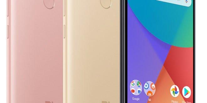 Android 9.0 Pie přistává na Xiaomi Mi A1